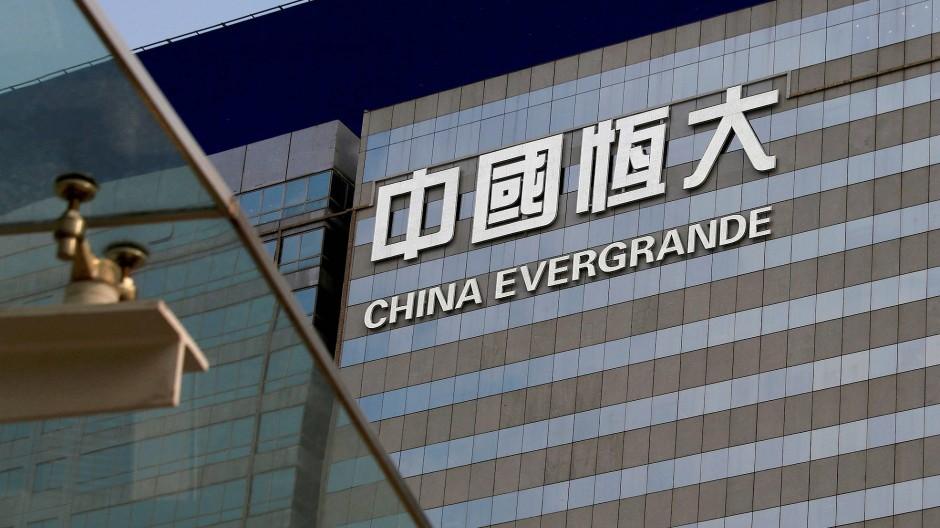 Evergrande-Zentrum im Hongkong