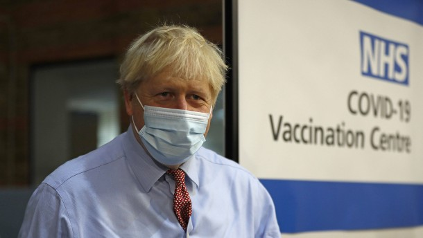 NHS bittet Johnson um Brexit-Aufschub