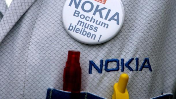 Endgültiges Aus für Bochumer Nokia-Werk