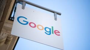 Google zahlt eine Milliarde Dollar an Frankreich