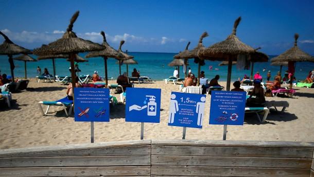 Waren Mallorca-Urlaube voreilig?