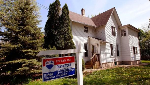 Amerika verdient bald mit der Rettung der Hypothekenbanken
