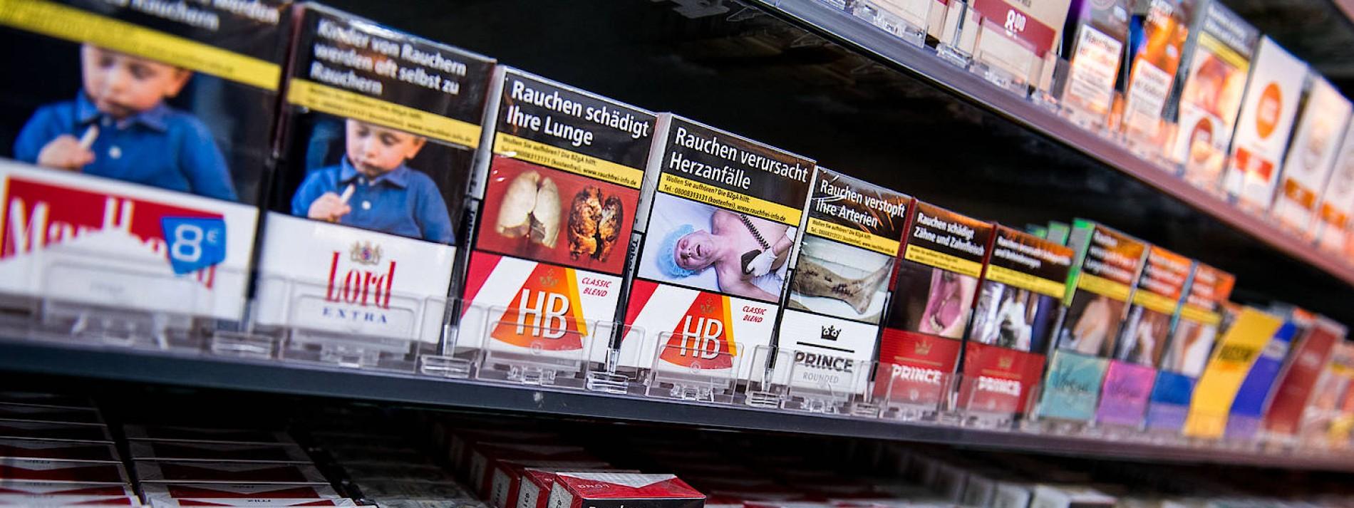 Verlogene Tabaksteuer