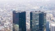 Diese Chinesen sind jetzt Großaktionäre der Deutschen Bank