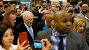 Buffett bedauert, dass er Google falsch eingeschätzt hat
