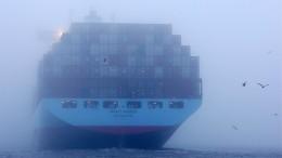 Deutschlands Exportstärke dauert an