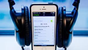 Spotify gewinnt mehr Nutzer - und wird billiger