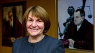 Ingrid Schmidt, Präsidentin des Bundesarbeitsgerichts
