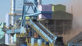 ThyssenKrupp Stahlwerk bei Rio de Janeiro