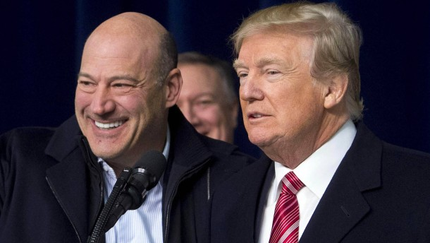 Warum Trumps Wirtschaftsberater abtritt