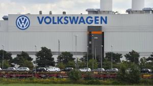 Verkehrsministerium widerspricht Volkswagen