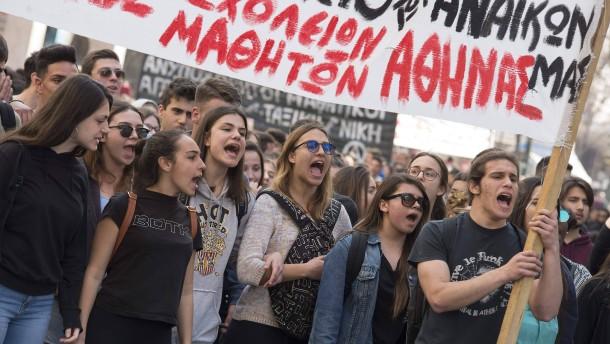 Griechenland muss weiter verhandeln