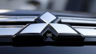 Mitsubishi-Logo: Auch der japanische Hersteller hat Abgastests manipuliert.