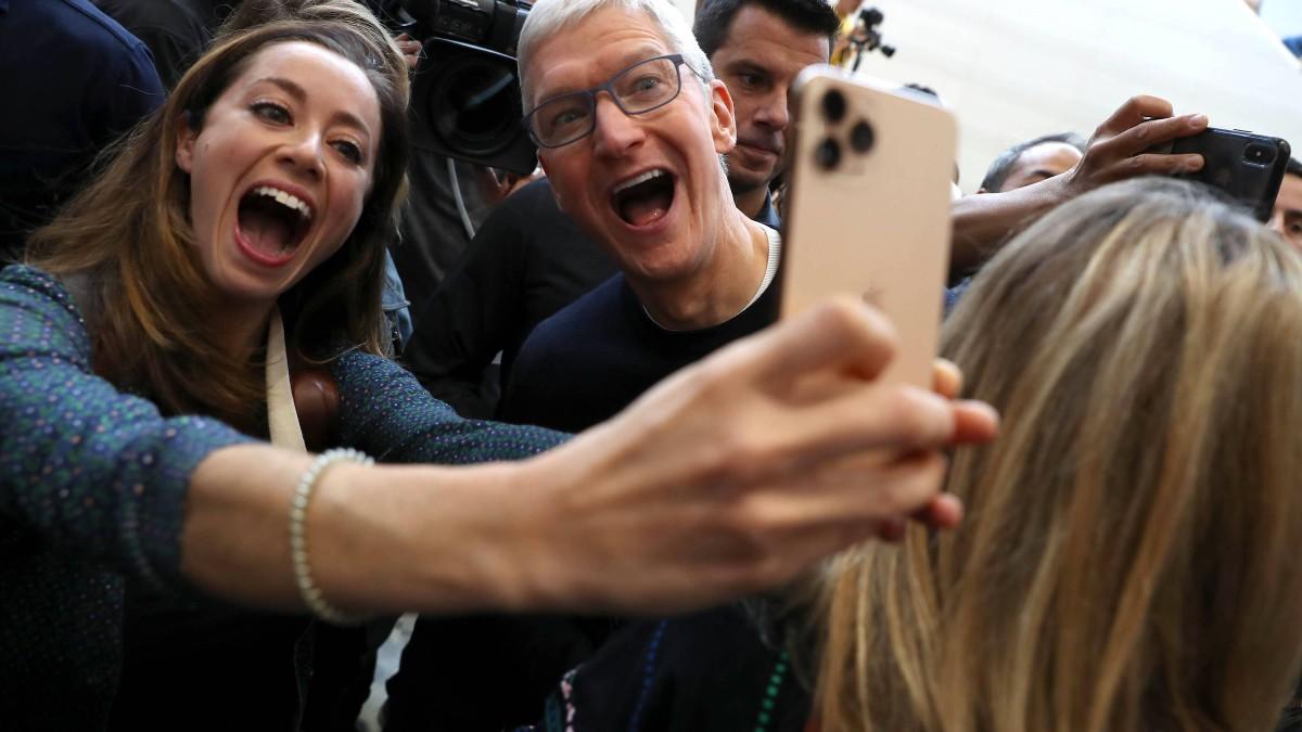 Im Apple-Universum