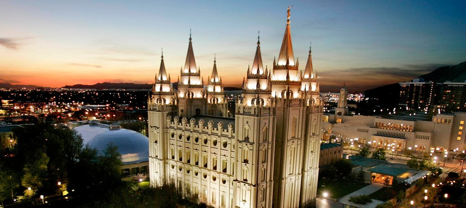 Tempel Mormonen