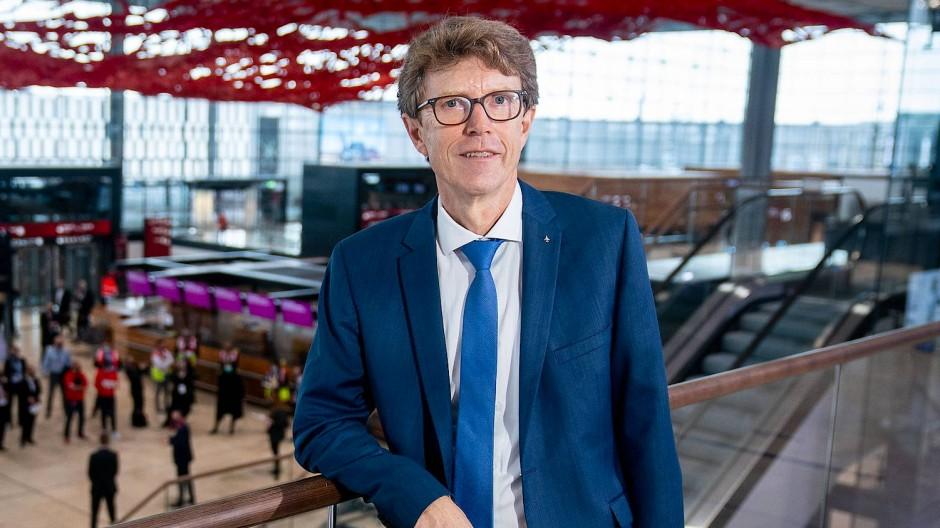 Engelbert Lütke Daldrup im Oktober 2020