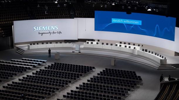 Die digitale Hauptversammlung rückt näher