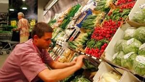 Supermärkte rufen Spinat und Fertig-Salat zurück