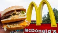 Der Brexit naht - und McDonald's will nach Großbritannien.