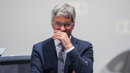 Audi-Chef Stadler bleibt im Gefängnis