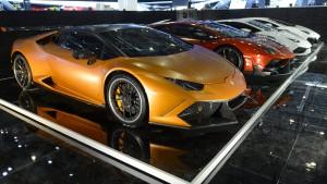 Lamborghini verkauft so viele Autos wie noch nie