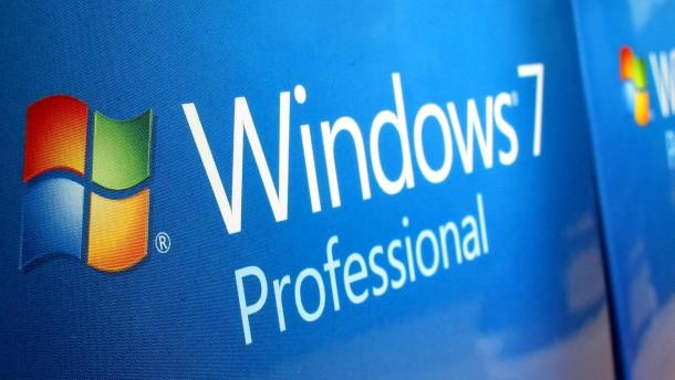 Windows 7 erlebt einen zweiten Frühling