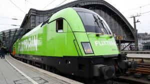 Flixtrain lässt mehr Züge fahren