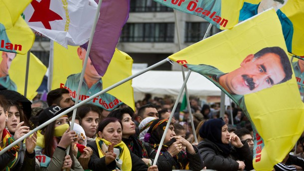 Mehr Geld und Anhänger für die PKK in Deutschland