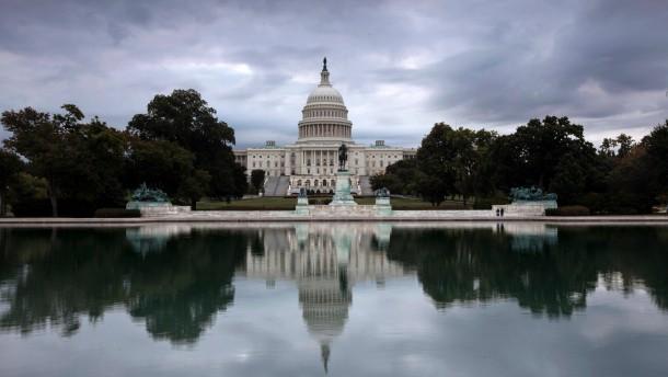 Amerikas Haushaltsstreit eskaliert - schon wieder