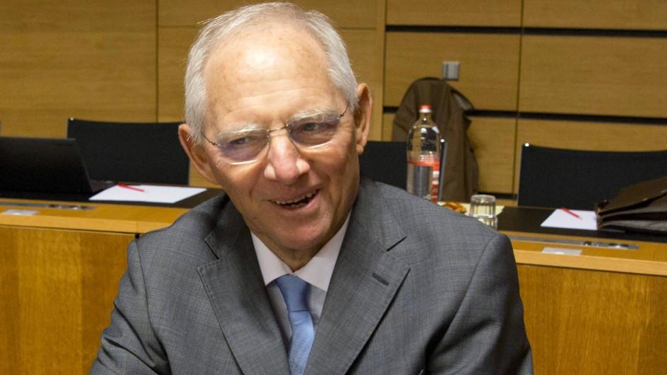 Wolfgang Schäuble: Bilanz seiner Finanzminister-Jahre