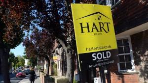Der überhitzte Immobilienmarkt in London