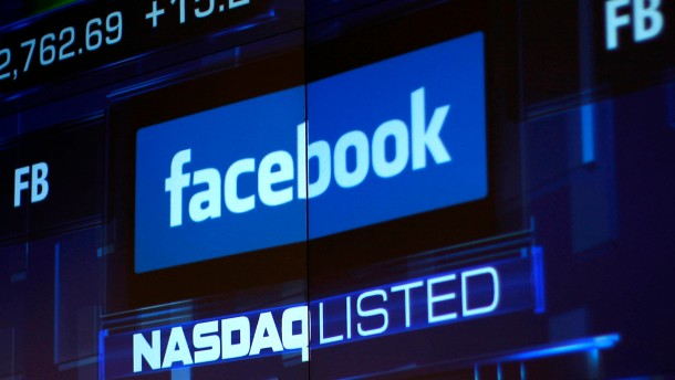 Facebook-Aktie auf Allzeittief