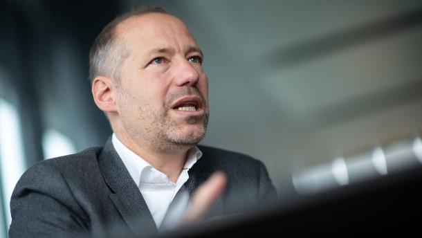 Chefwechsel bei deutscher IBM