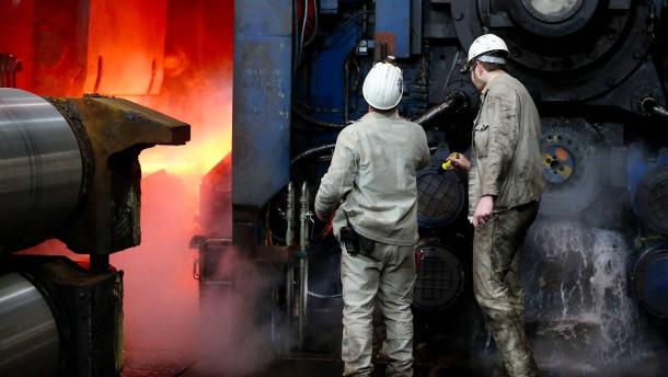 Thyssen-Krupp will betriebsbedingte Kündigungen vermeiden