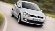 Volkswagen ist am beliebtesten.