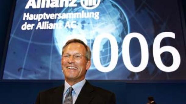 Allianz überrascht mit hohem Gewinnsprung