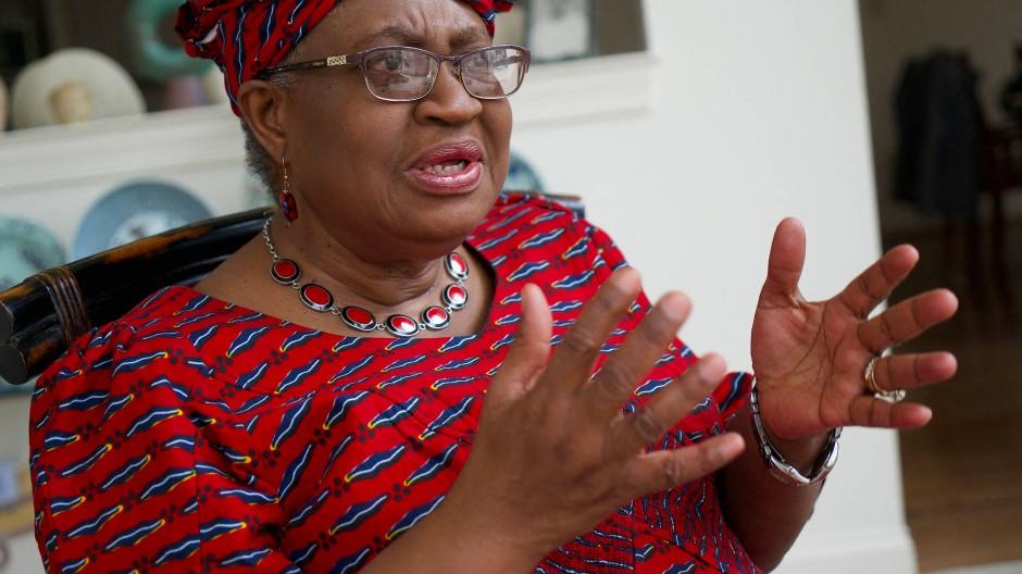 Ngozi Okonjo-Iweala ist die erste Frau an der Spitze der WTO.