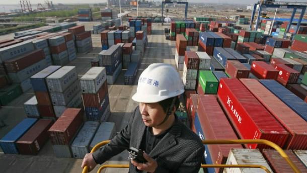 Asien setzt deutsche Wirtschaft unter Dampf