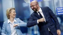 Das steckt im neuen EU-Haushalt