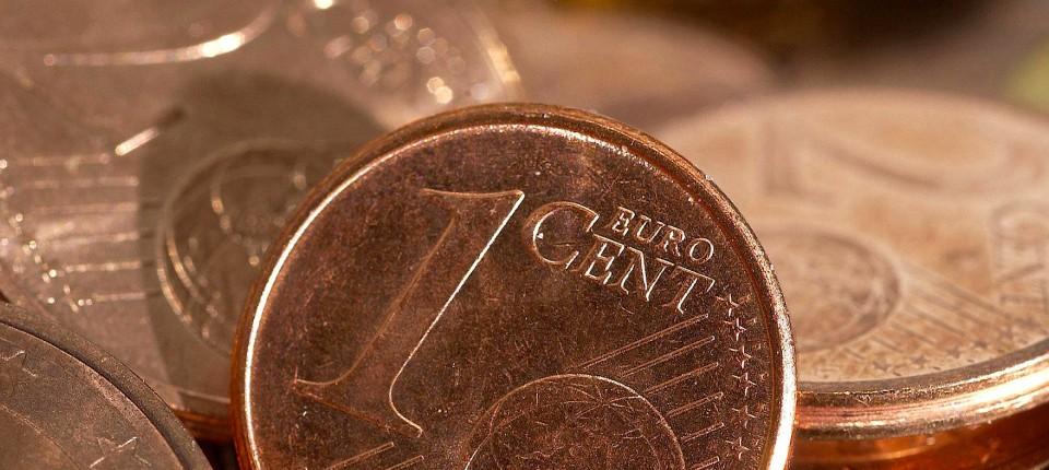 Bundesbank Verbraucher Sollen über Cent Münzen Entscheiden