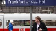 Mit dem ICE nach Frankfurt pendeln kann sich richtig lohnen.