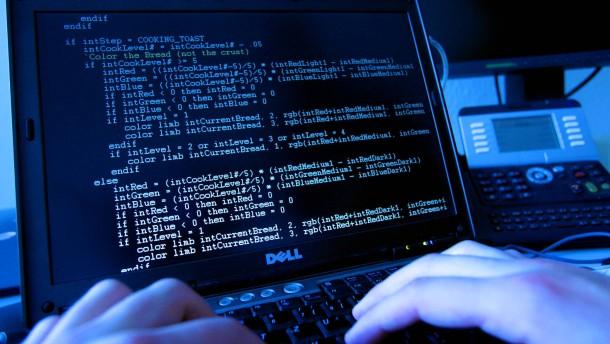 Digitales Wettrüsten - Buchautor warnt vor  «Cyberwar»
