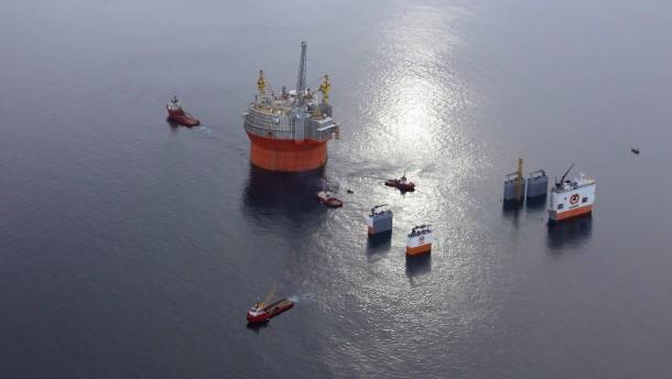 Jetzt ist das nördlichste Ölfeld der Welt in Betrieb