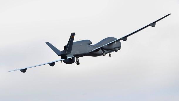 Deutschland braucht die Drohne