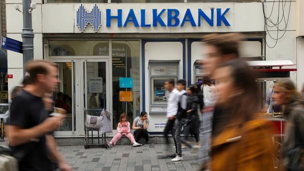 Türkische Banken in Not