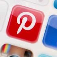 Pinterest zwischen einigen anderen Social-Media-Apps