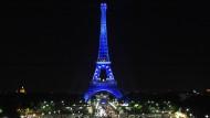 Eurosterne am Eiffelturm: Paris muss keine Strafe für sein Staatsdefizit mehr fürchten.