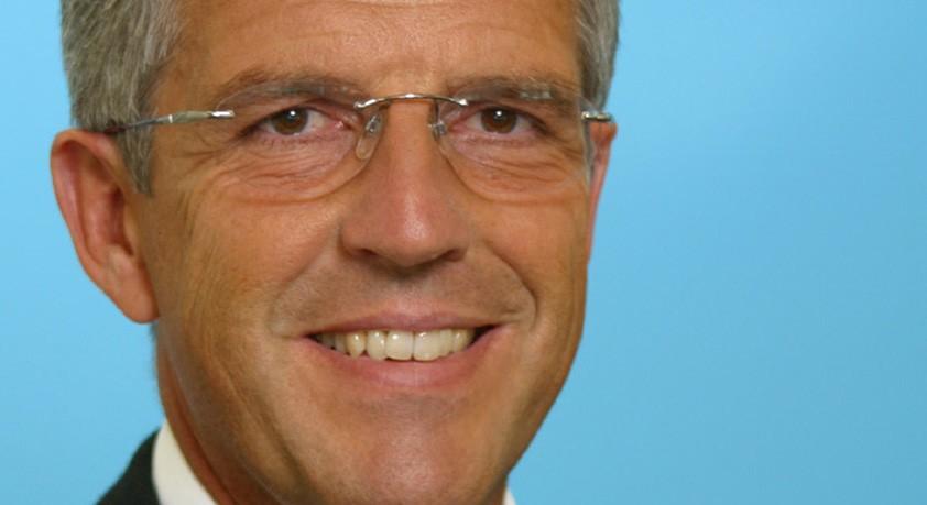 Edmund Küpper Vorstandsvorsitzender der sd&m