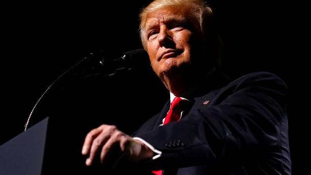 Die harte Wirklichkeit hat Trump eingeholt