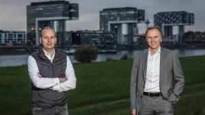 Start-up Schüttflix gewinnt Strabag als neuen Großkunden